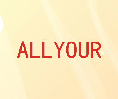 ALLYOUR