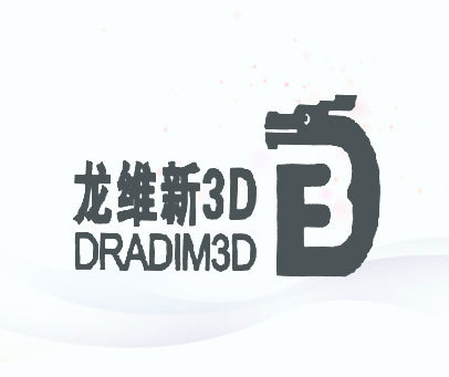 龙维新 3D  DRADIM3D