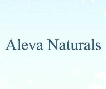 ALEVA NATURALS