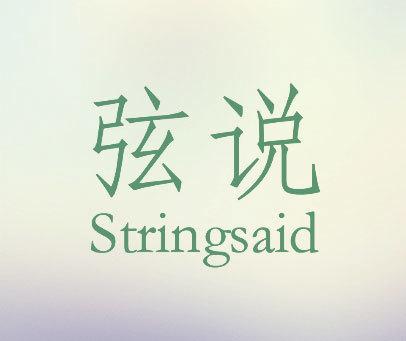 弦说 STRINGSAID