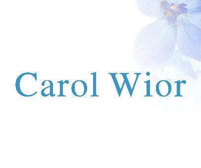 CAROL WIOR