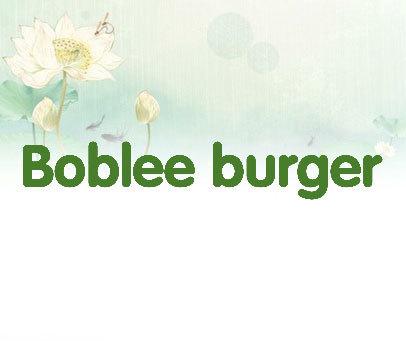 BOBLEE BURGER