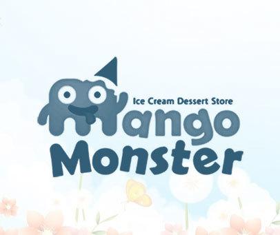 MANGO MONSTER ICE CREAM DESSERT STORE