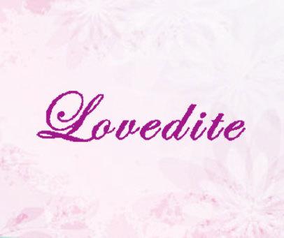 LOVEDITE