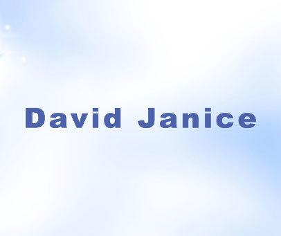 DAVID JANICE