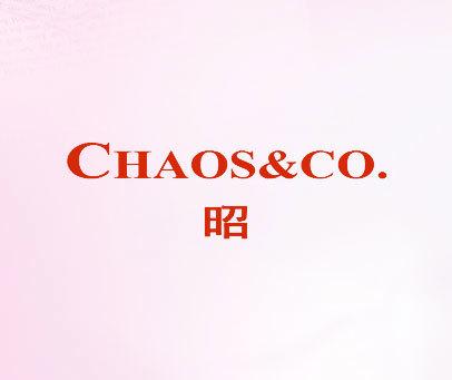 昭-CHAOS&CO.