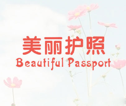 美丽护照  BEAUTIFUL PASSPORT
