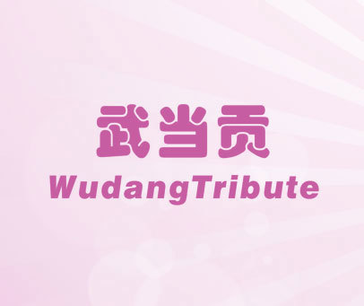 武当贡 WUDANGTRIBUTE