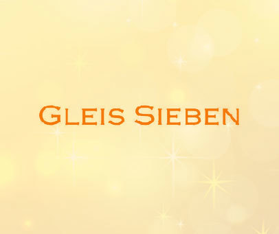 GLEIS SIEBEN