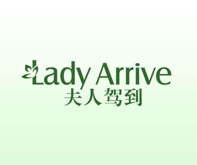 夫人驾到-LADY ARRIVE