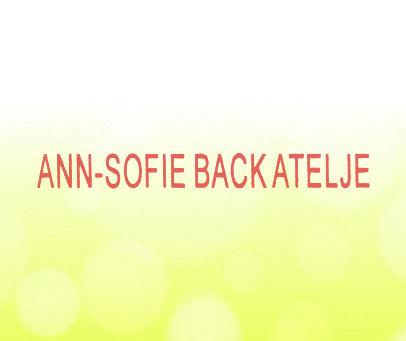 ANN-SOFIE BACK ATELJE