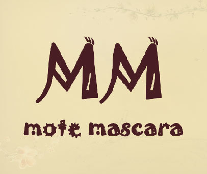 MM MOTE MASCARA