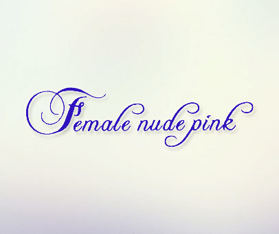 FEMALE NUDE PINK