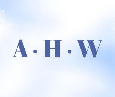 A·H·W