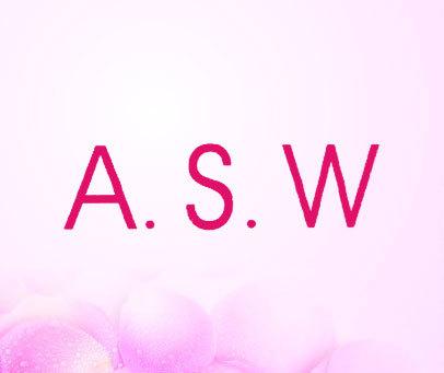 A.S.W