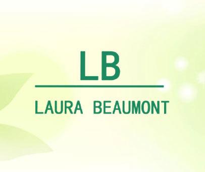 LB LAURA BEAUMONT