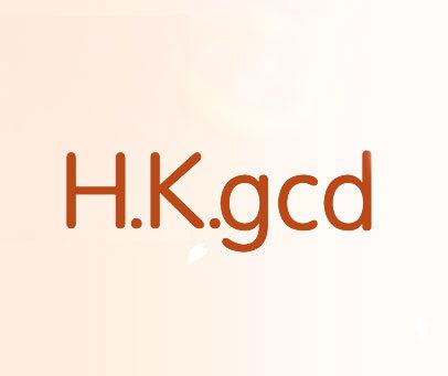 H.K.GCD