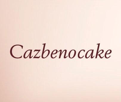 CAZBENO CAKE