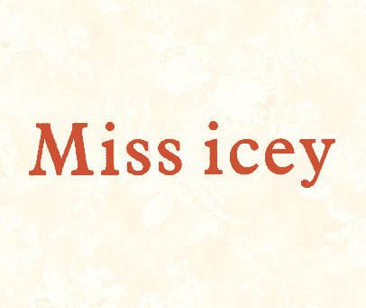 MISS ICEY