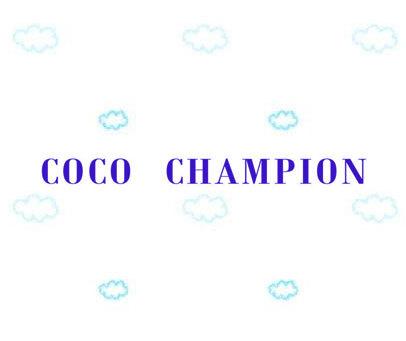 COCO CHAMPION
