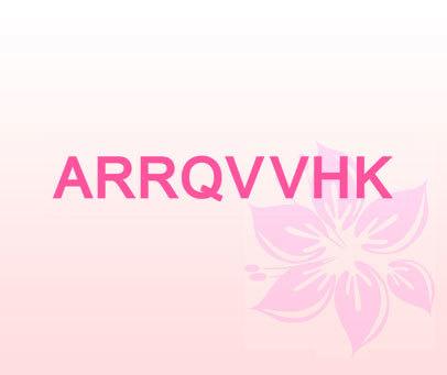 ARRQVVHK