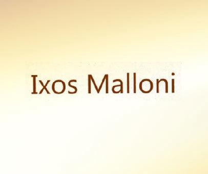 IXOS MALLONI