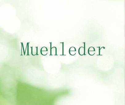 MUEHLEDER