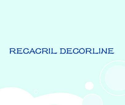 RECACRIL DECORLINE