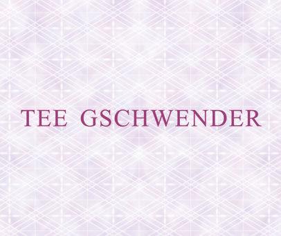 TEE GSCHWENDER