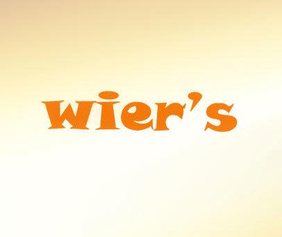 WIER'S