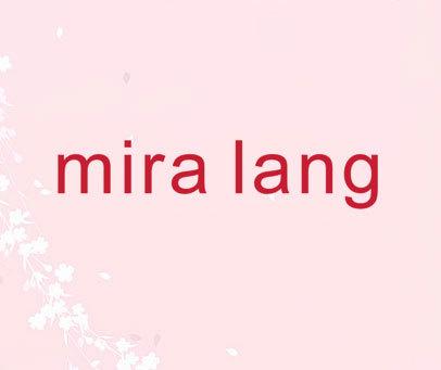 MIRA LANG