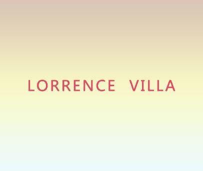 LORRENCE VILLA