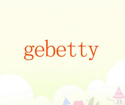 GEBETTY
