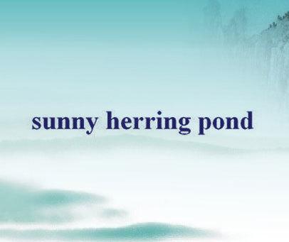 SUNNY HERRING POND