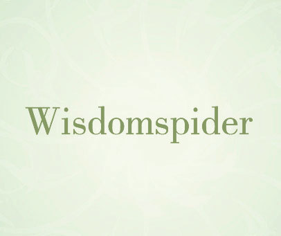 WISDOMSPIDER