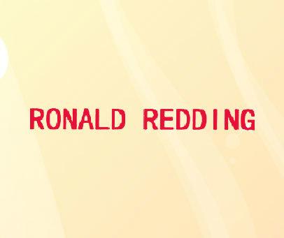 RONALD REDDING