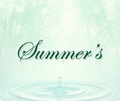 SUMMER'S