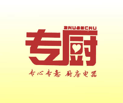专厨 专心专意厨房电器 ZHUANCHU