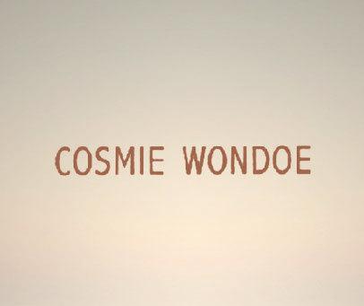 COSMIE WONDOE