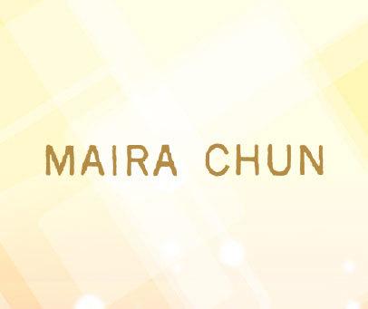 MAIRA CHUN