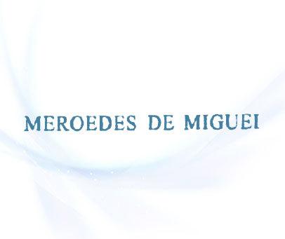MEROEDES DE MIGUEI