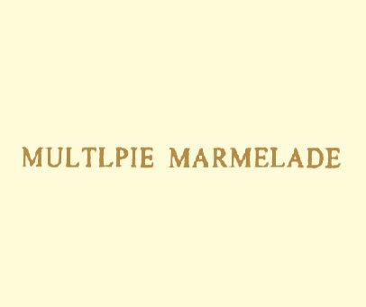MULTLPIE MARMELADE