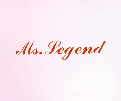 MS. LEGEND