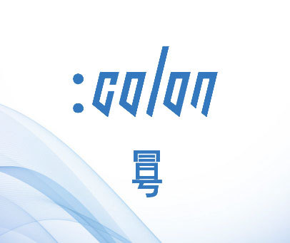 冒号  COLON