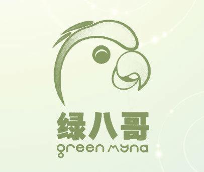 绿八哥 GREEN MYNA
