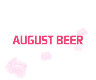 AUGUST BEER