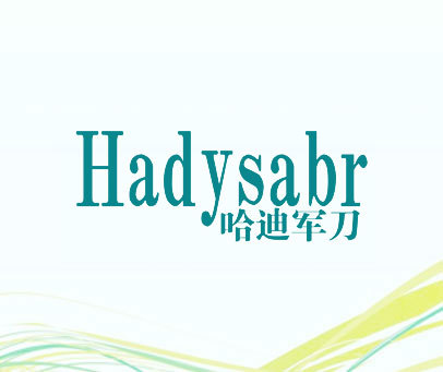 哈迪军刀 HADYSABR
