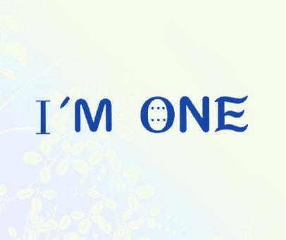 I'M ONE