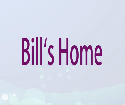 BILL'S  HOME