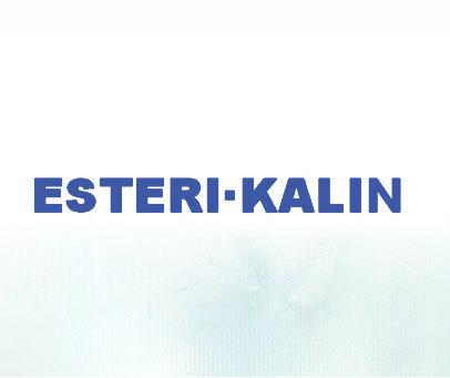 ESTERI-KALIN